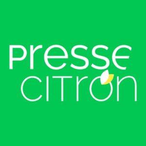 Logo Presse Citron